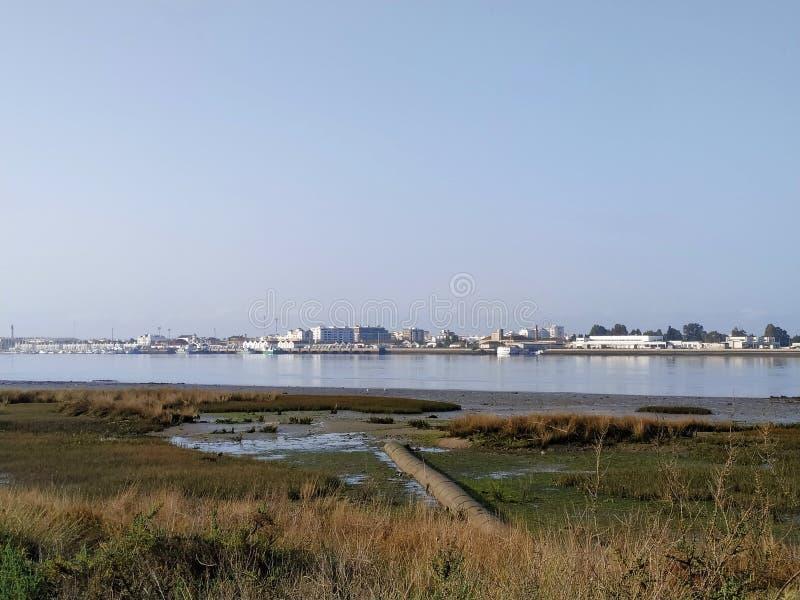 Huelva coast of light Spain. Huelva coast of light Spain photo taken in 2019 royalty free stock photos