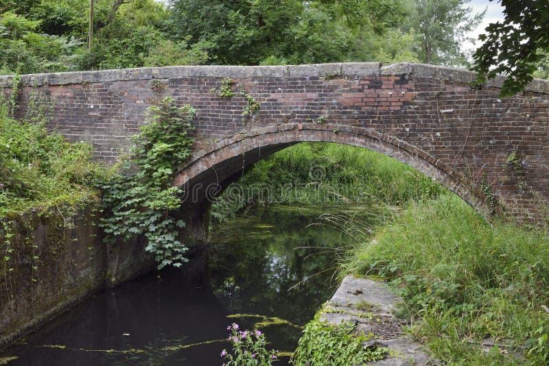 Huerta del ` s de Gough y puente de la cerradura imágenes de archivo libres de regalías