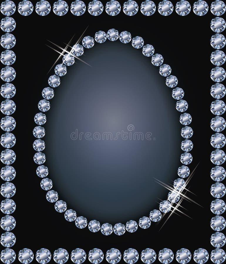 Hermosa Marco De Diamante Componente - Ideas de Arte Enmarcado ...