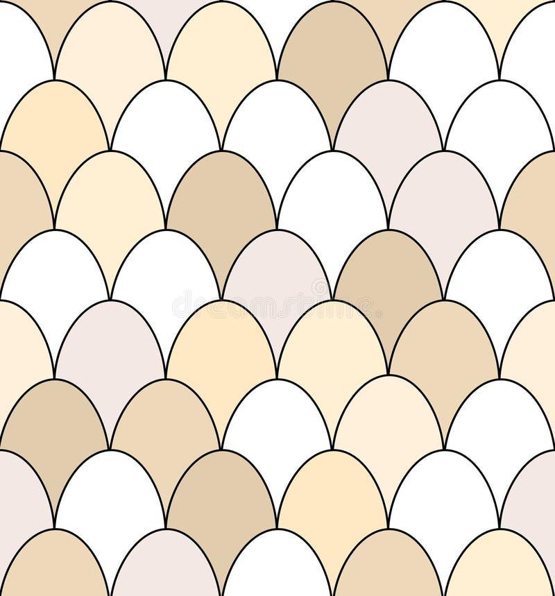 Huevo inconsútil libre illustration