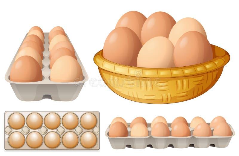 Huevos libre illustration
