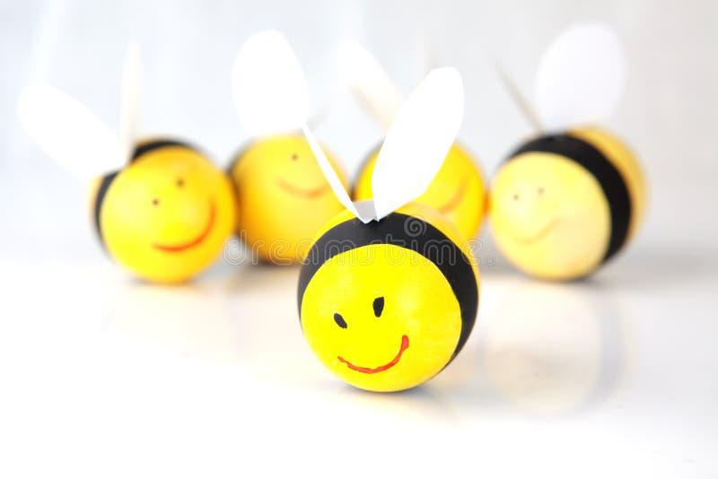 Huevos de Pascua imagen de archivo