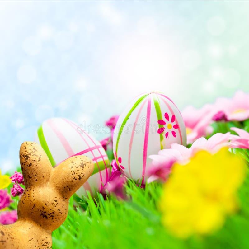 Download Huevos de Pascua foto de archivo. Imagen de celebración - 41909996