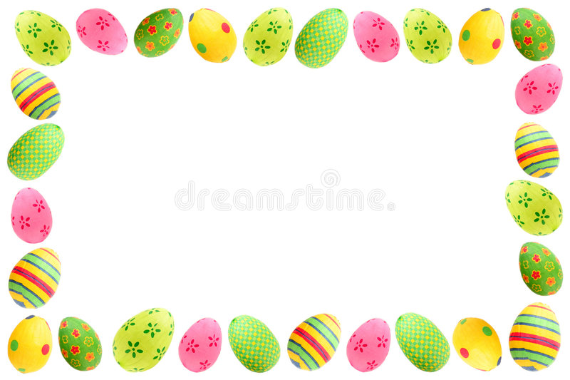 Huevos de Pascua libre illustration
