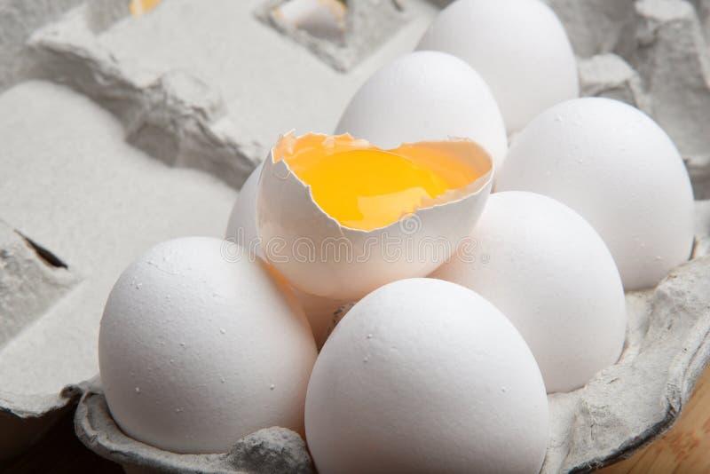 Huevos frescos imagen de archivo libre de regalías