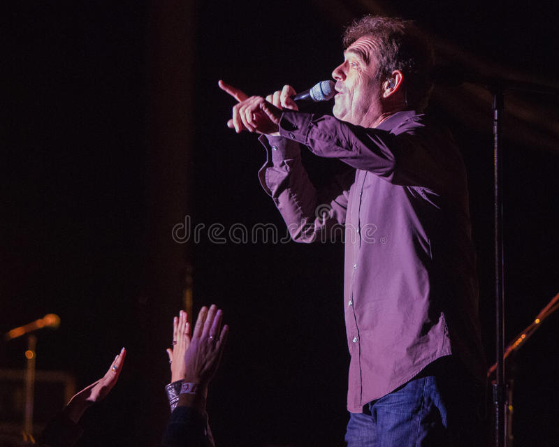 Download Huey Lewis And The News Live In Bend, Oregon Editorial Stock Image - Image: 26914384