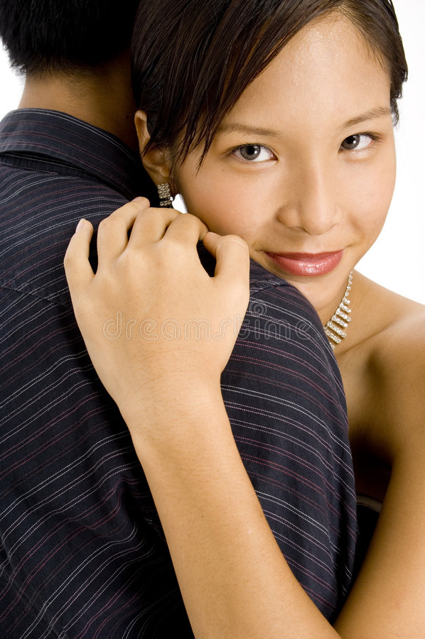 Hug royalty free stock image