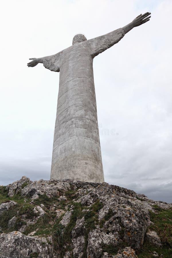 Download Huge christ stock image. Image of italian, prayer, religion - 17823493