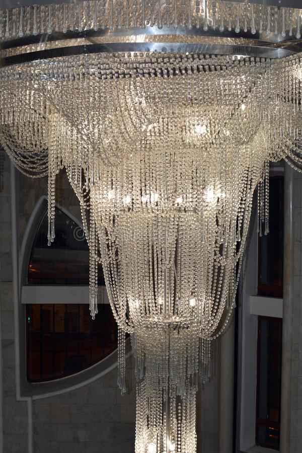 A huge crystal chandelier stock image image of decoration 47736443 download a huge crystal chandelier stock image image of decoration 47736443 aloadofball Images