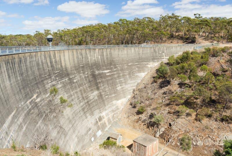 Dam Wall stock photos