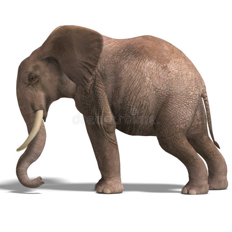 Free Huge Elephant Stock Photos - 9838163