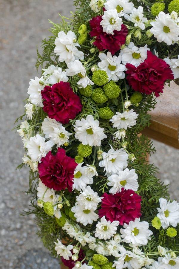 Free Huge Funeral Wreath Stock Photos - 83276613