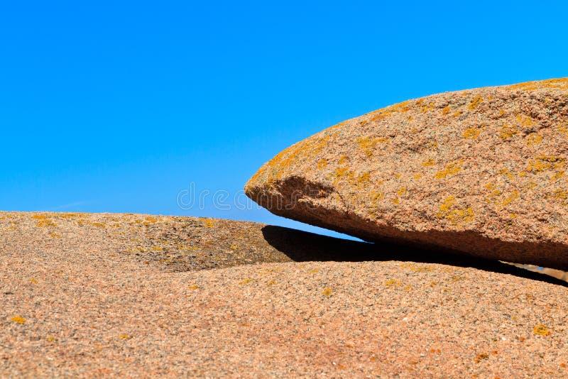 Download Huge granite boulder stock image. Image of earth, material - 23227225