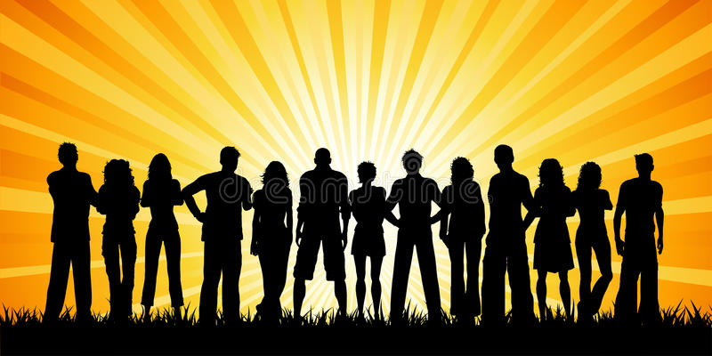 Download Huge Group Of People Royalty Free Stock Images - Image: 9386369