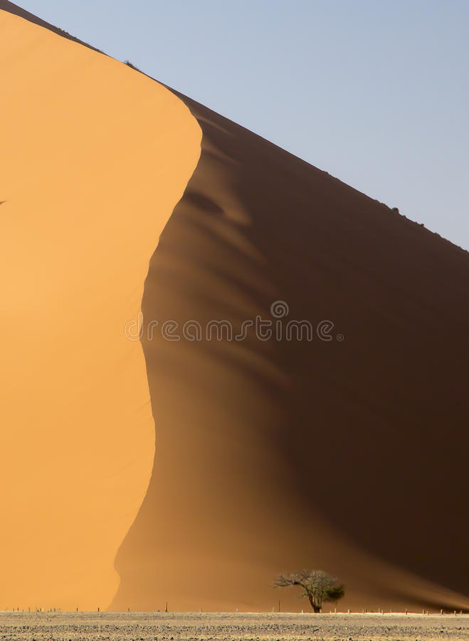Download Huge Red Dune stock image. Image of view, desert, arid - 31936377