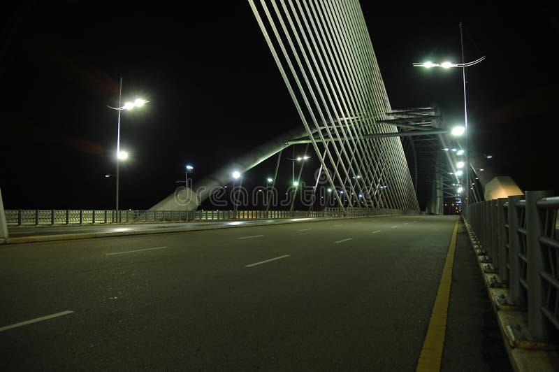 Download Huge Road Bridge stock image. Image of metal, multiple - 21309959
