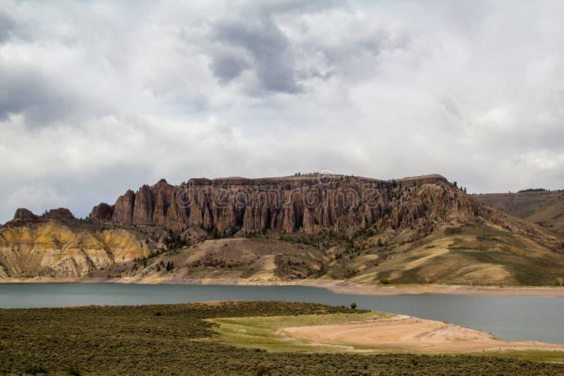 Download Huge Rock stock photo. Image of green, beautiful, color - 28025320