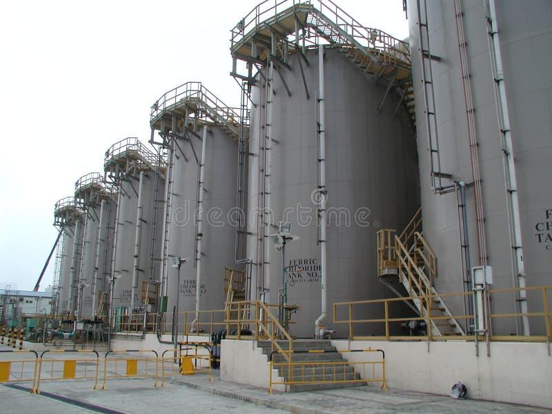 Huge Storage Tanks
