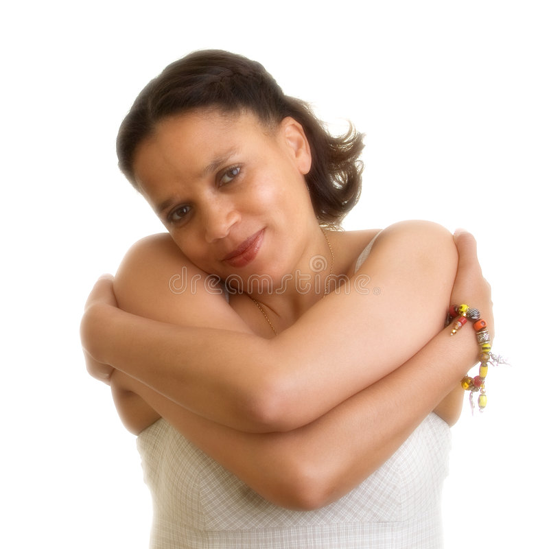 Hugging stock photo