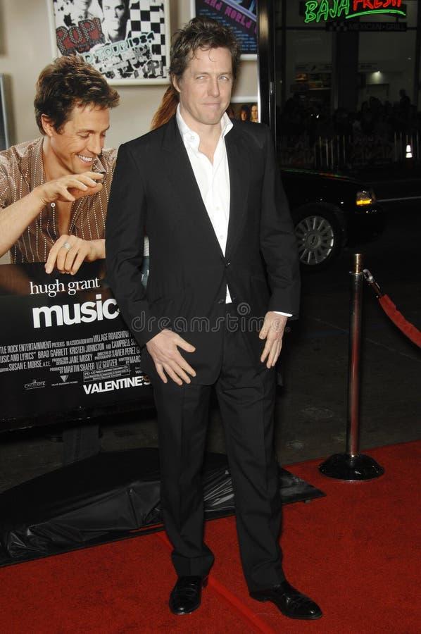 Hugh Grant fotos de stock