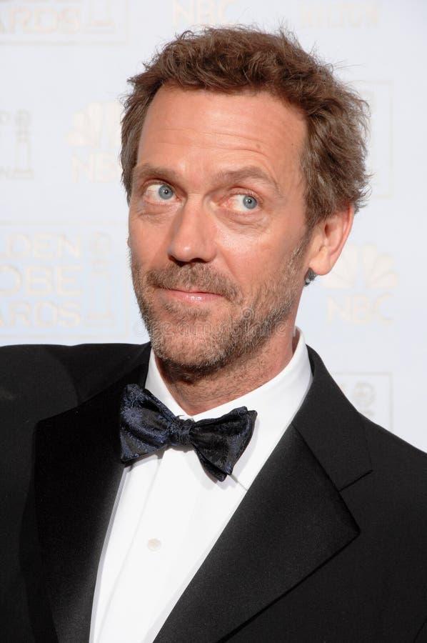 Hugh Laurie imagens de stock