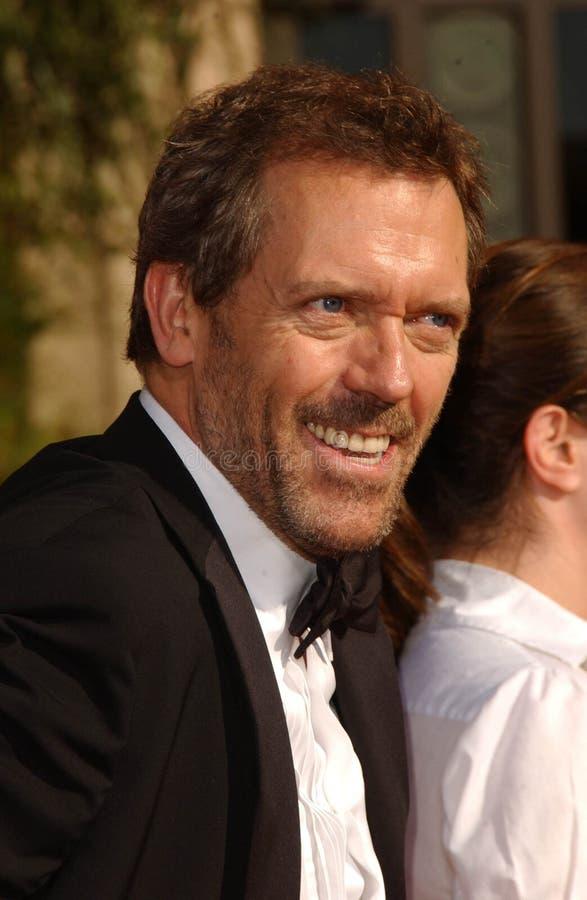 Hugh Laurie imagens de stock royalty free