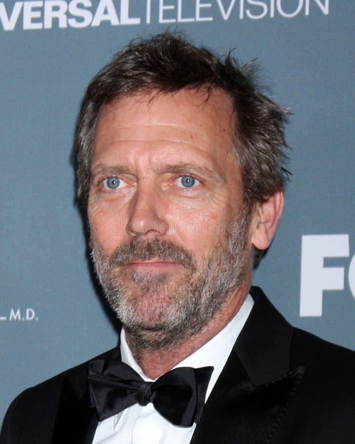 Hugh Laurie foto de stock royalty free