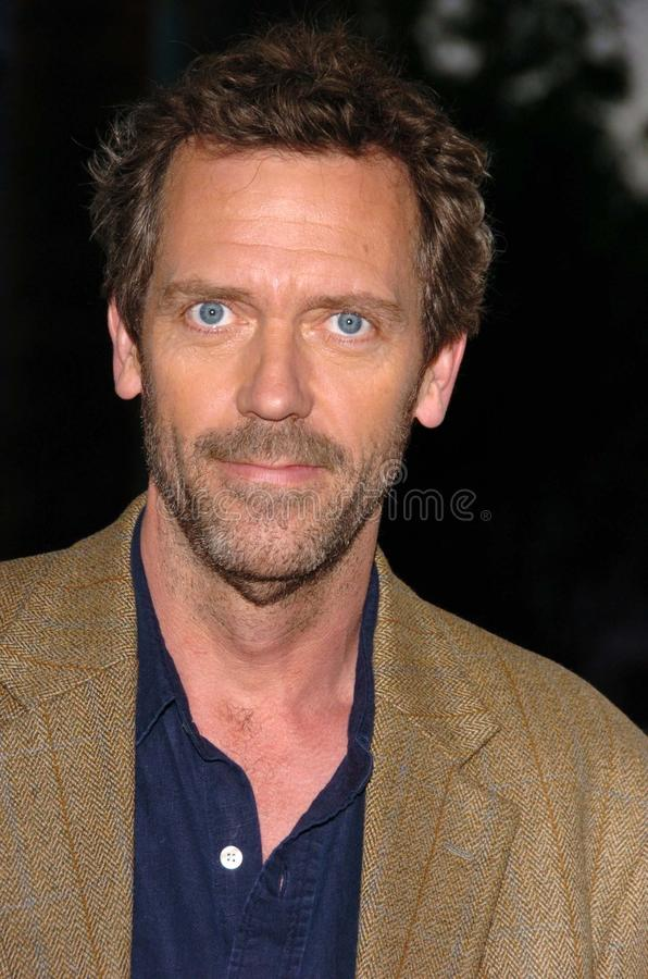 Download Hugh Laurie editorial photo. Image of arts, presented - 27213566