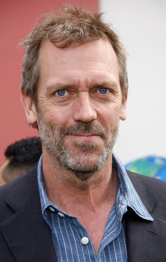 Hugh Laurie fotos de stock