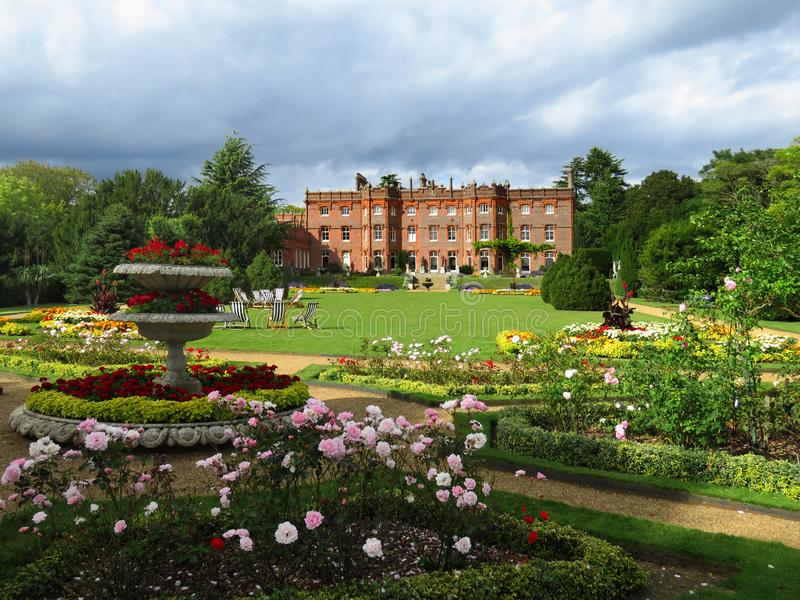 Hughenden Manor royalty free stock images