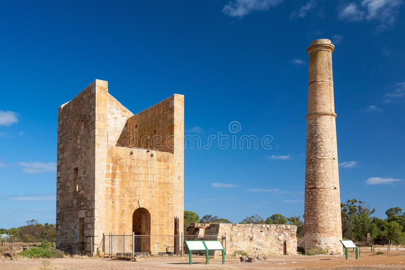 Hughes Engine House images libres de droits
