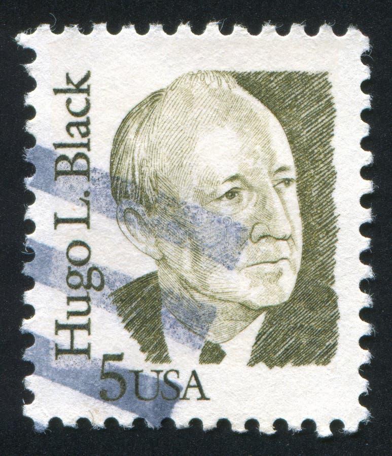 Hugo Black fotos de archivo libres de regalías
