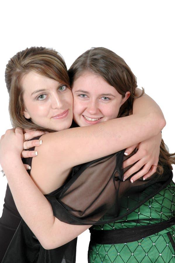 Hugs fotografia de stock