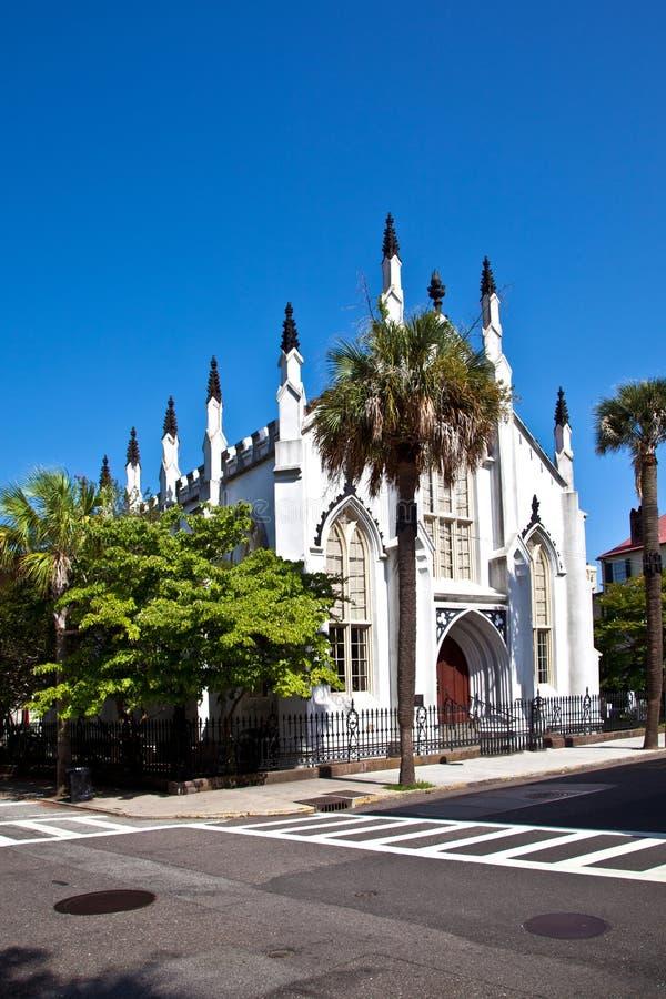 Free Huguenot Church In Charleston Stock Images - 31971234