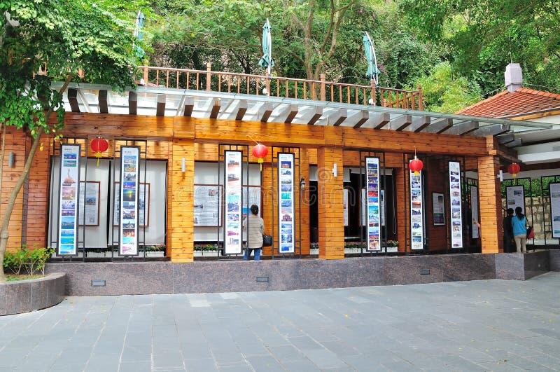 Huigui korridor arkivbilder