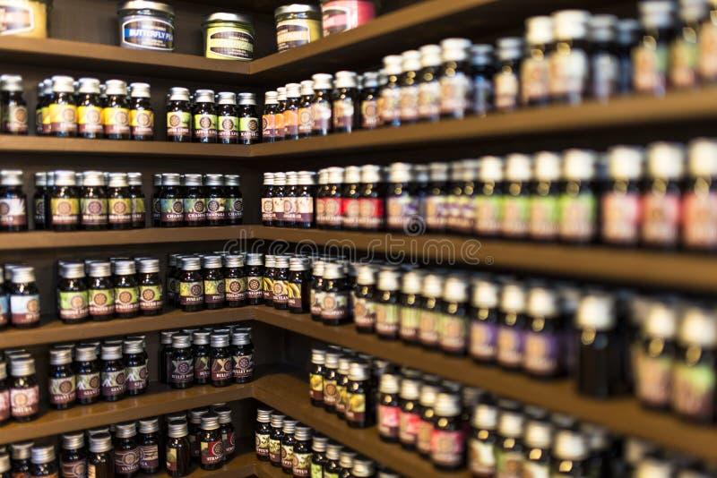 huile essentielle photo libre de droits