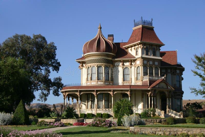 Huis royalty-vrije stock fotografie