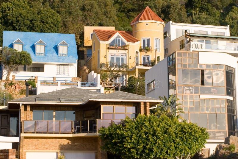 Huis #1 stock afbeeldingen
