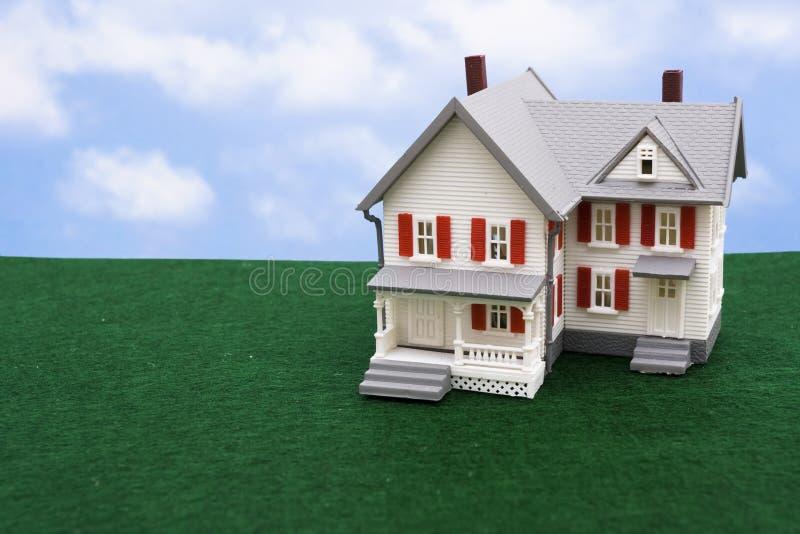 Huis stock afbeeldingen