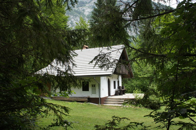 Huis stock fotografie