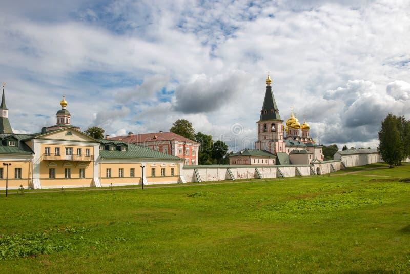 Huis abt van het klooster royalty-vrije stock fotografie