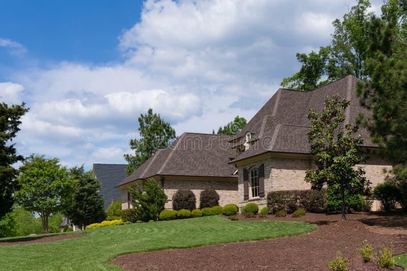 Huis in Carolina royalty-vrije stock foto