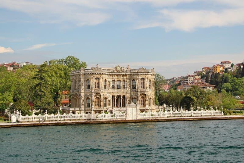 Huis in Istanboel royalty-vrije stock afbeeldingen