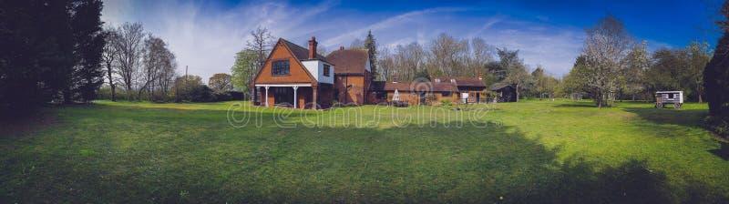 Huis in Londen royalty-vrije stock foto