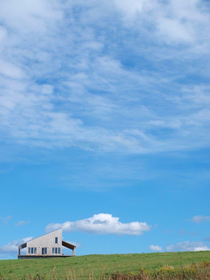Huis op Prins Edward Island, Canada stock afbeeldingen
