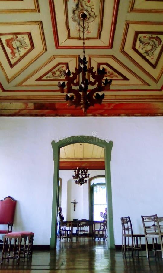 huis van de réis-verhalen royalty-vrije stock afbeelding