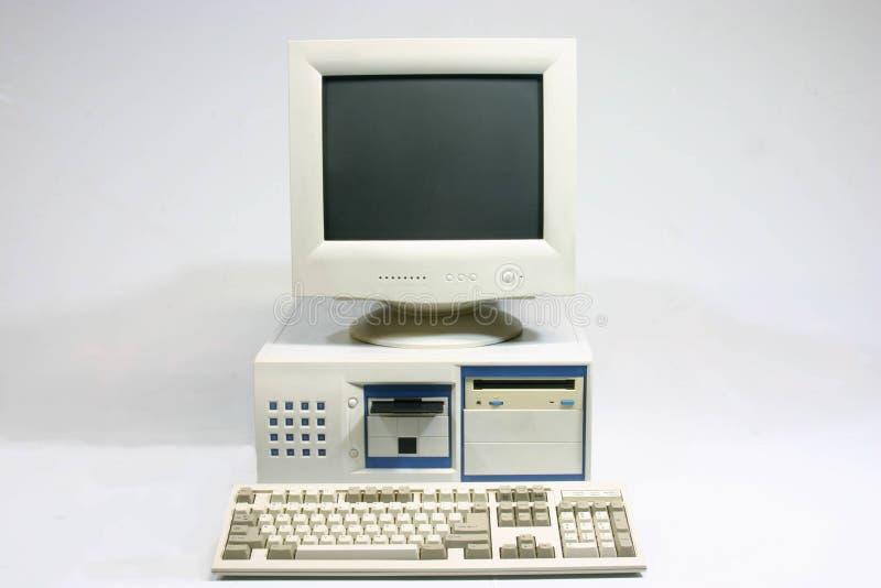 Huiscomputer royalty-vrije stock fotografie
