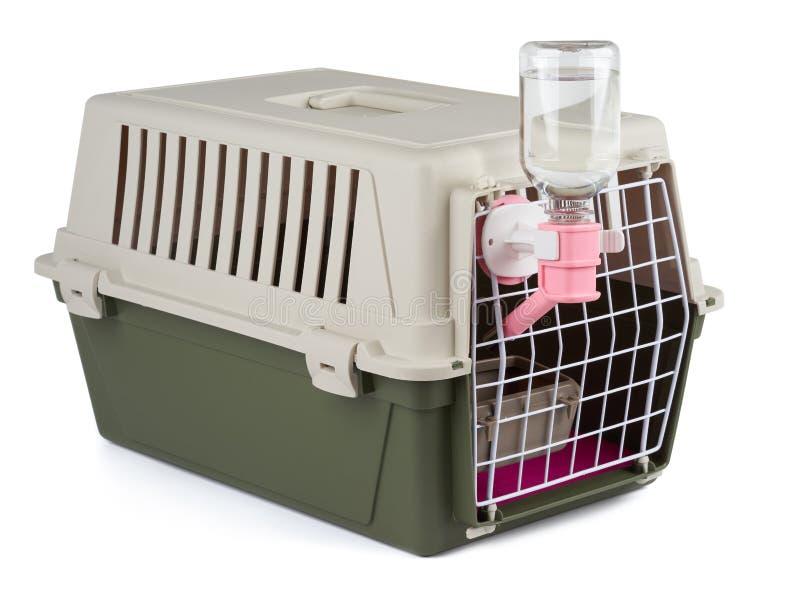 Huisdierendrager voor tranportation stock foto