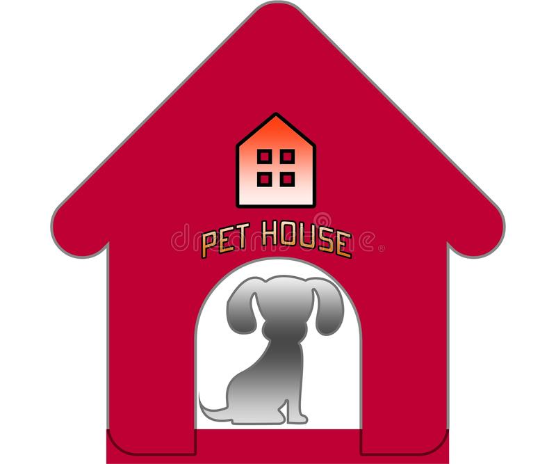 Huisdierenhuis royalty-vrije stock foto