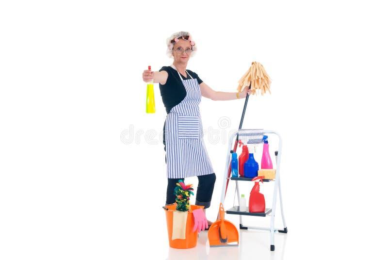 Huishouden, huishouden stock afbeelding